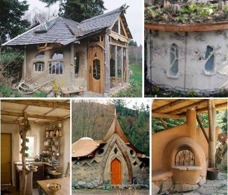All About Cob: A Sculptural, Natural Building Material. Cob BuildingBuilding  Your Own HomeCheap ...