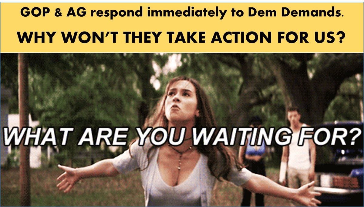 Twitter Solutions, Gop, Take action