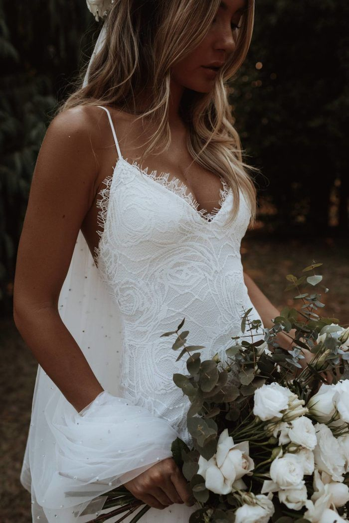 Song Gown | Lace Wedding Dress | Grace Loves Lace 14