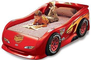 Mcqueen Bed I Want It Kids Car Bed Car Bed Kids Race Car Bed