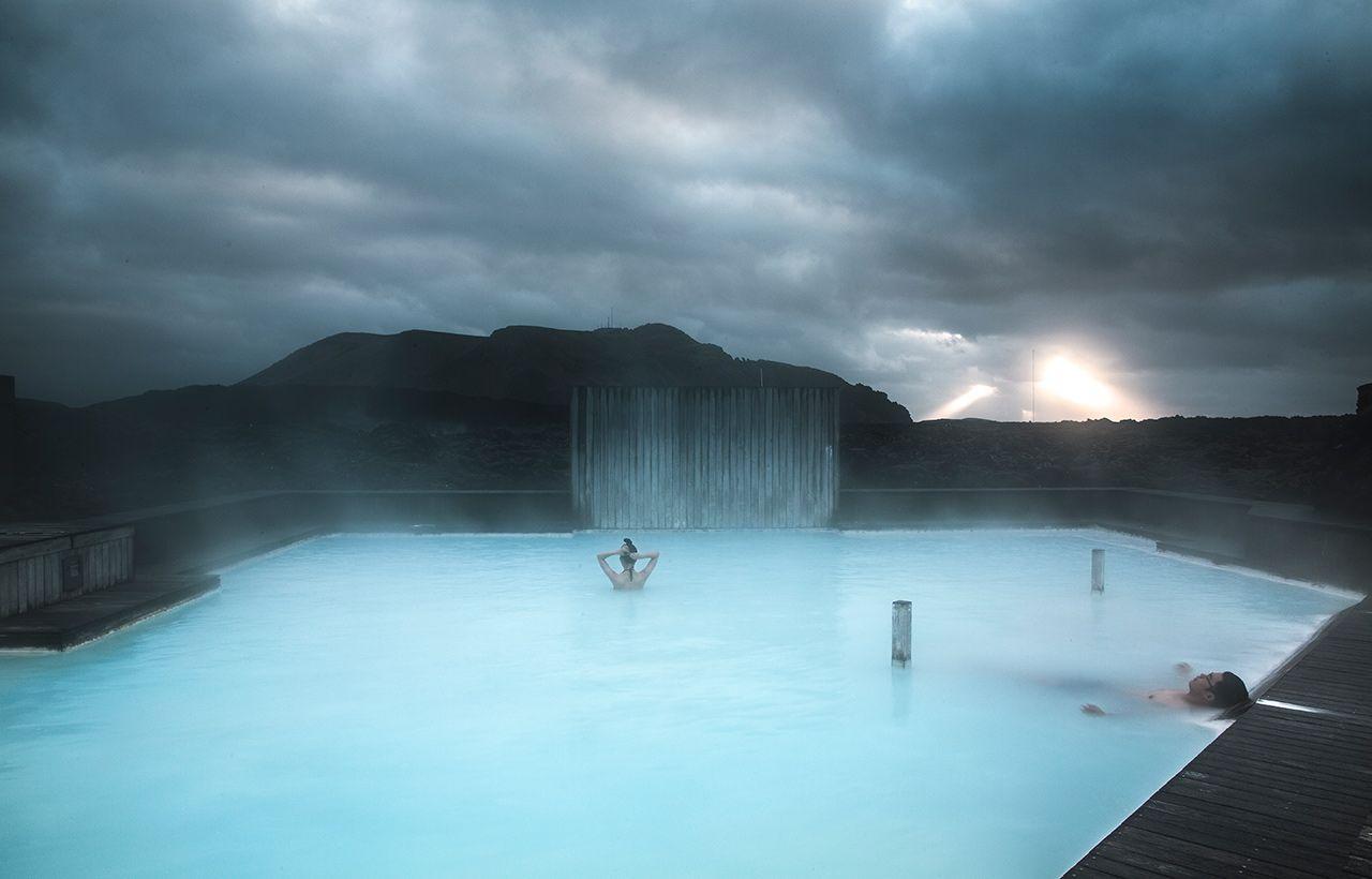 Plan Perfect Romantic Iceland Honeymoon Blue