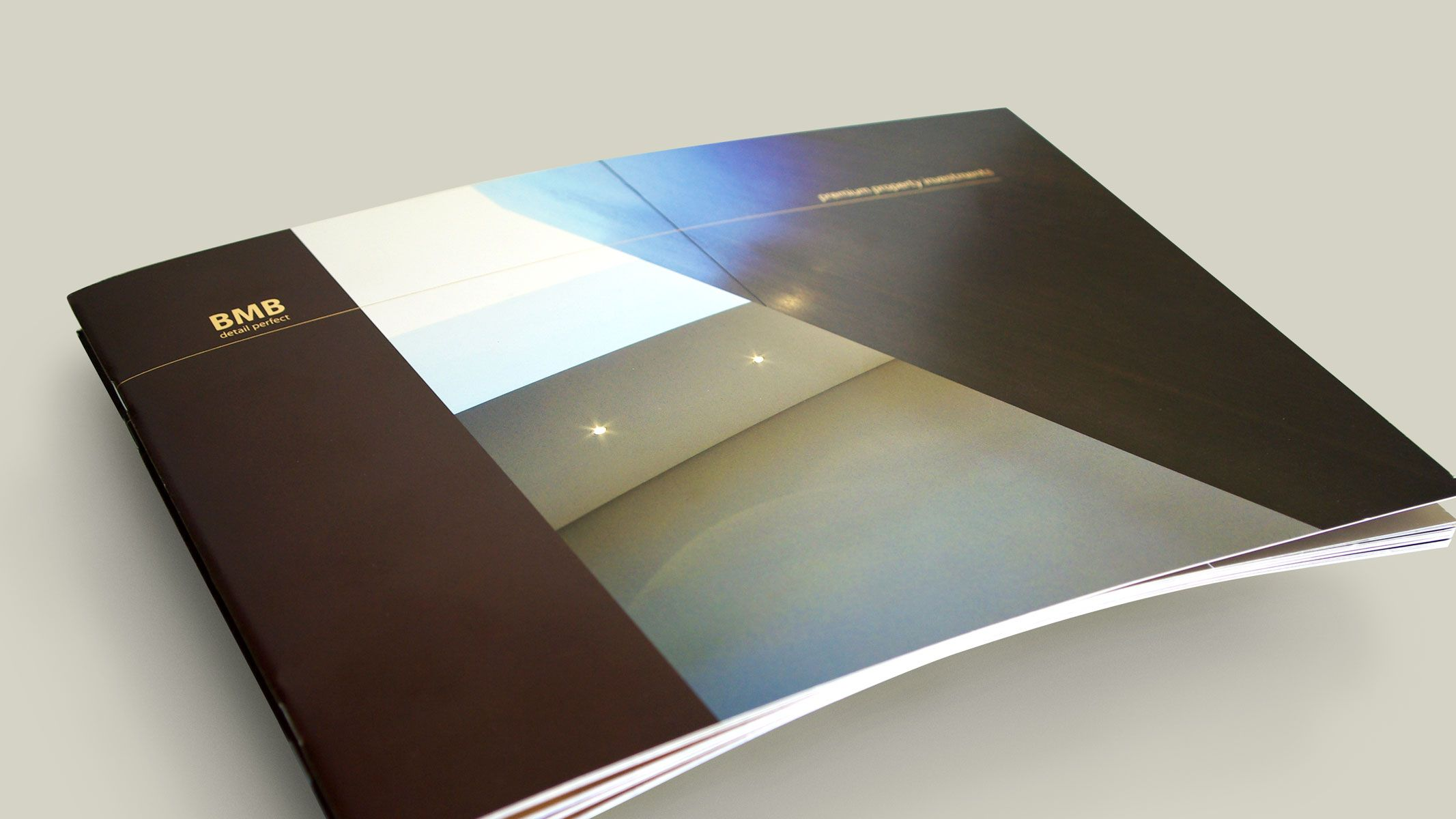 Luxury Property Marketing Agency  So Creative  Luxury Brochure