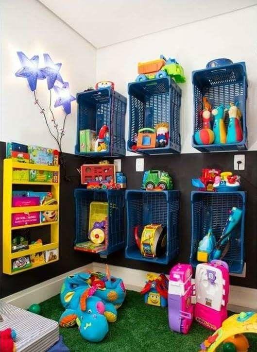 Cajas pl sticas para ordenar los juguetes organitzador - Cajas para ordenar ...