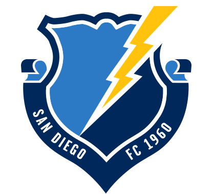 Football As Football San Diego Soccer Logo Football Design Football Logo