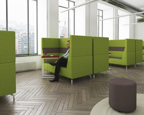 Acoustic Pods | Acoustic Seating | Lismark Office ...