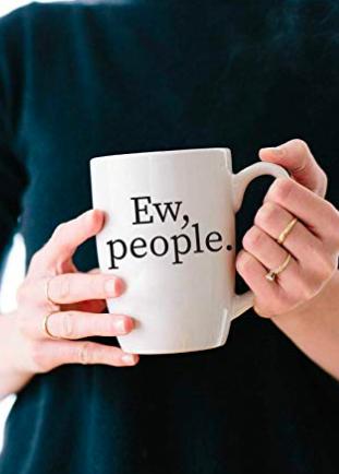 Ew, People Mug #cutecups