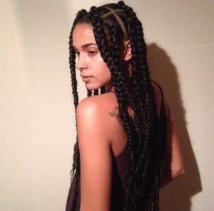 Big Braids Hairstyles Inspiration 40 Big Braids Styles  Big Braids Big Braid Styles And Black Girls