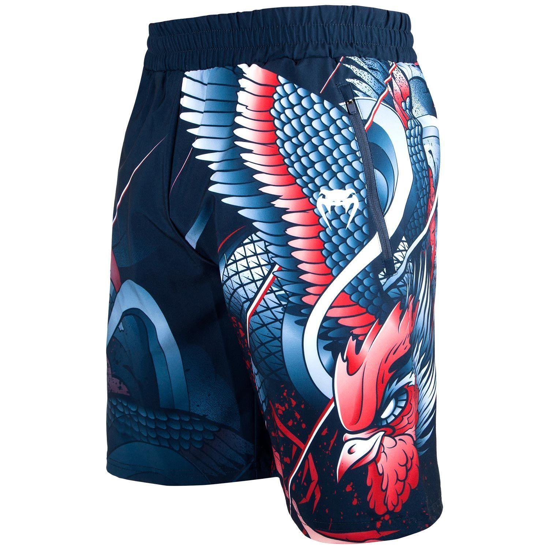 Manto VT Shorts Dual Logo Black No-Gi Grappling MMA Vale Tudo Compression Shorts
