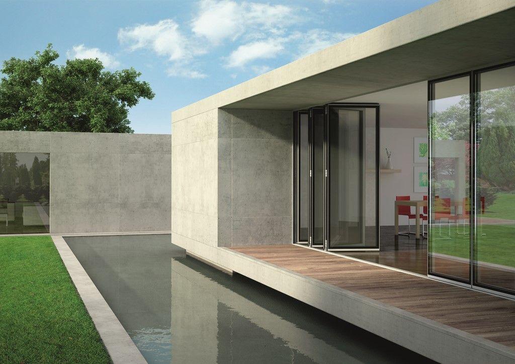 ᐅ Falttüren von Solarlux Architecture