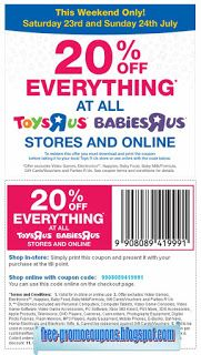 photograph relating to Babies R Us Coupons Printable named Free of charge Printable Toddlers R Us Discount coupons Pizza Hut Discount coupons