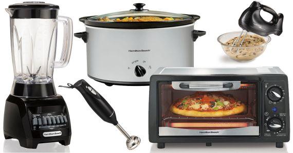 Kohls Com Hamilton Beach Kitchen Appliances Under 4 Each After