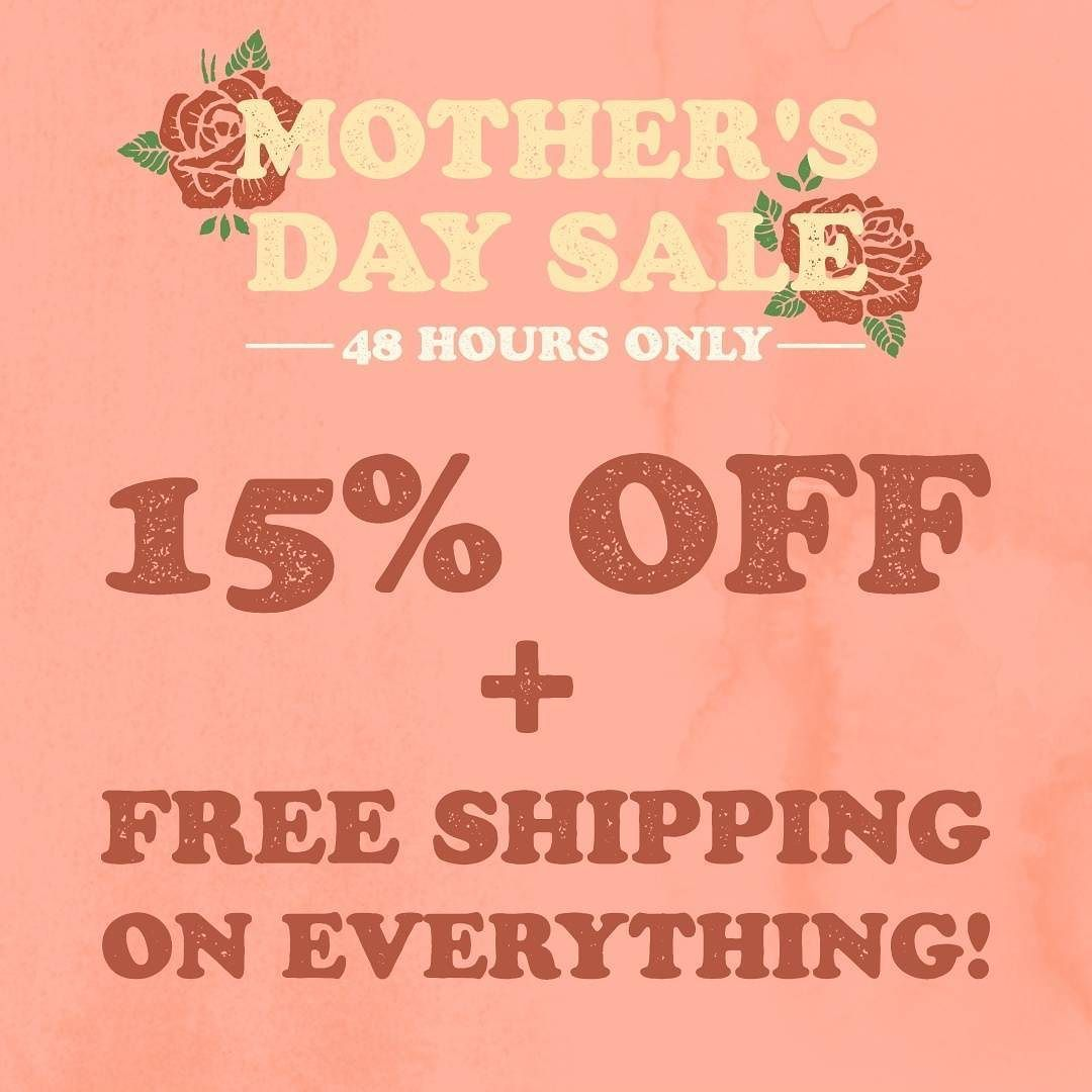 Click the link in our Instagram bio @Society6 to activate promo & shop our Mother's Day Gift Ideas Collection. by society6