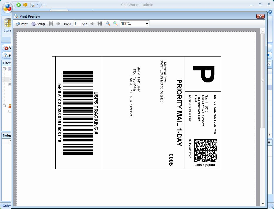 7 Shipping Label Template Excel Pdf formats in 2020