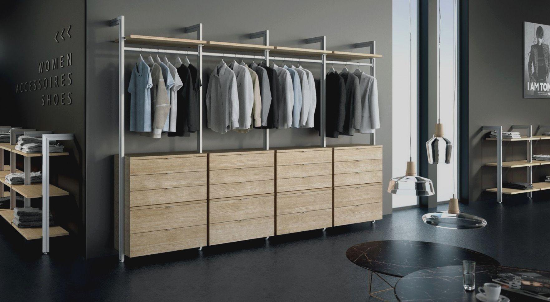 Stilvoll Regalsystem Fur Begehbaren Kleiderschrank 38 Aufnahme