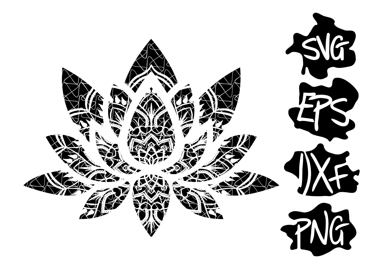 38+ Lotus svg free download ideas