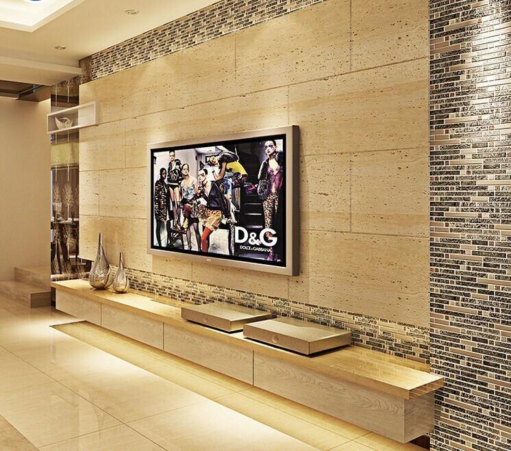 Ceramic Tiles Backsplash Metal Mosaic Tile Interlocking Stainless Crystal Gl Washroom Design Bathroom Wall
