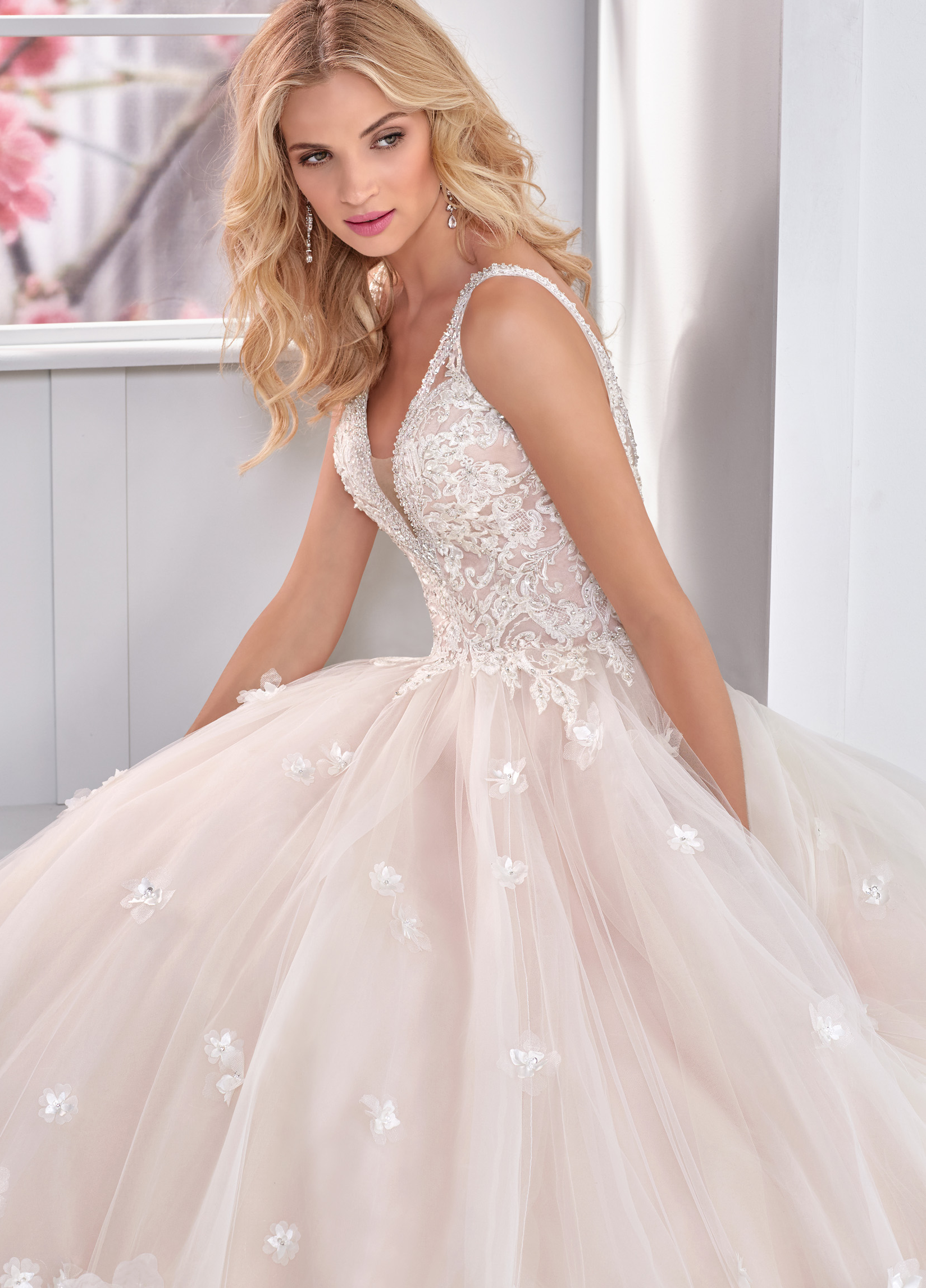 Christina K Bridal Boutique new collection by Ronald joyce ...