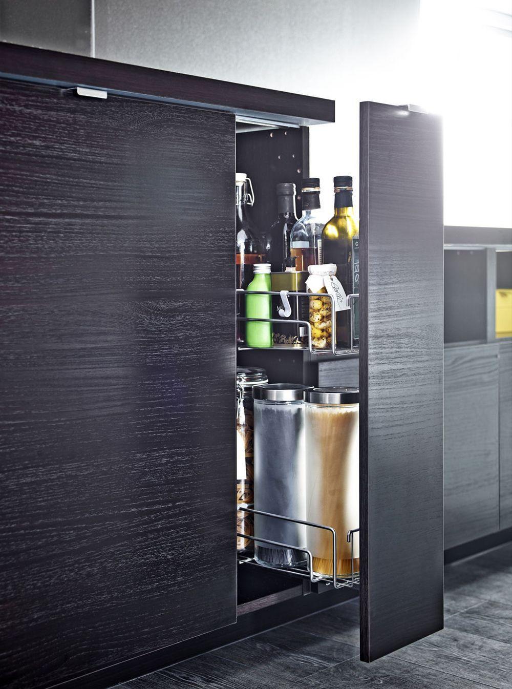 Cuisine Ikea Metod Les Photos Pour Creer Votre Cuisine En 2020 Cuisine Ikea Rangement Cuisine Caisson Cuisine