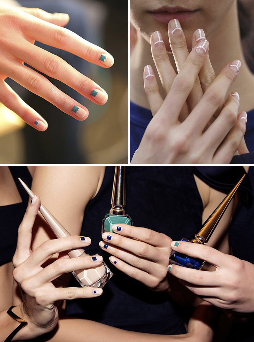 ABSTRACT AW 2015/2016 NAIL TRENDS AW 2015/2016 nail trend is ...