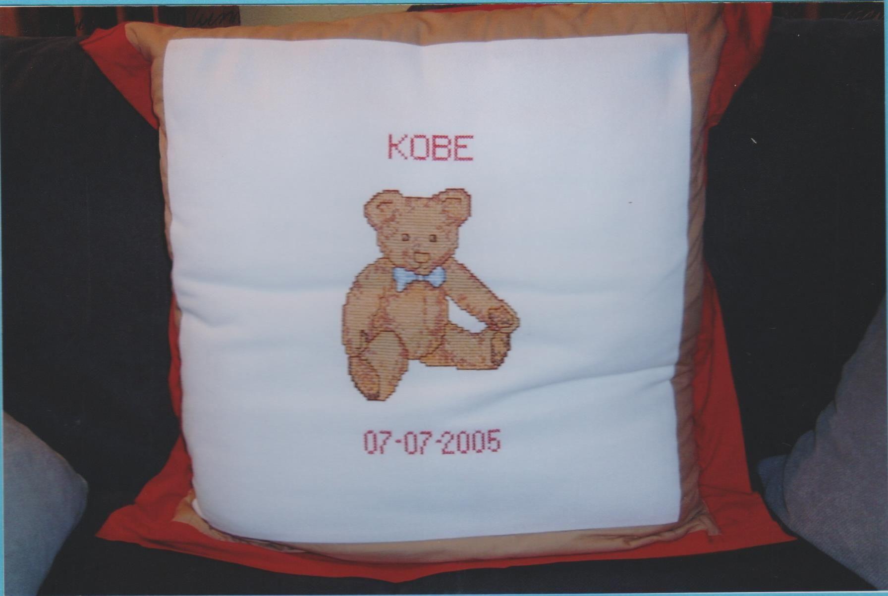 kussen Kobe