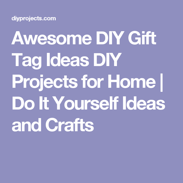 Awesome diy gift tag ideas giftss homemade christmas and awesome awesome diy gift tag ideas solutioingenieria Choice Image