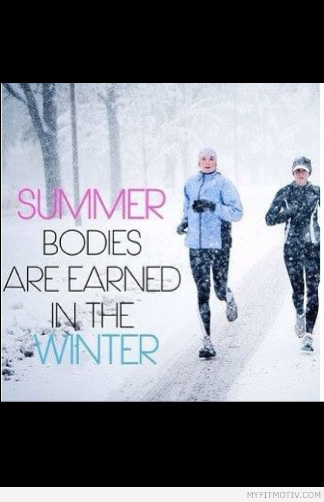 Summer bodies are earned in the winter - http://myfitmotiv.com/summer-bodies-are-earned-in-the-winter-4/ #fitness #workout #motivation #training #crossfit