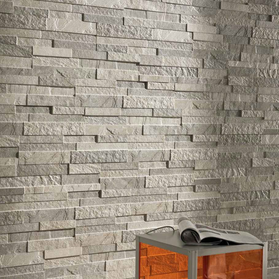 Home Element: Porcelain Stoneware Wall Tile Stone Look ROXSTONES ...