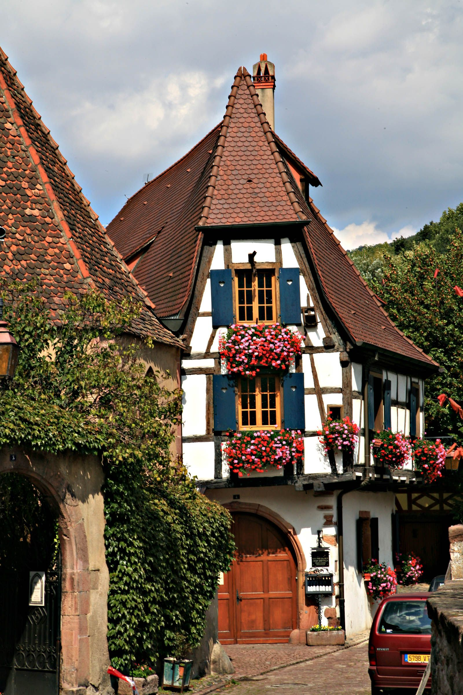 Kaysersberg (Alsace) | France in 2019 | France travel ...