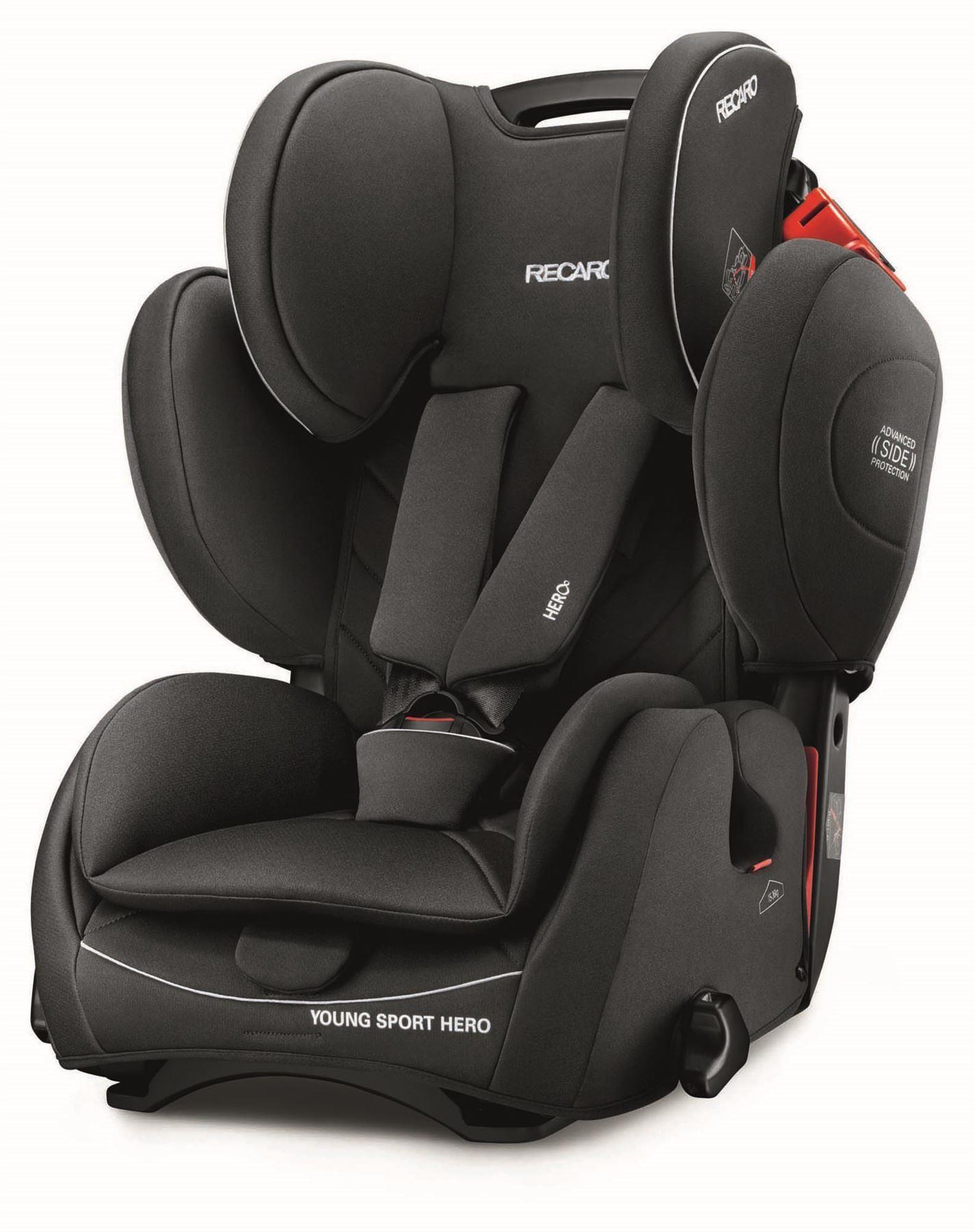 Recaro YoungSport Hero Group 1 2 3 Car Seat Performance