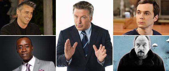 Golden Globes 2013: Die nominierten Hauptdarsteller in einer Comedy | Serienjunkies.de