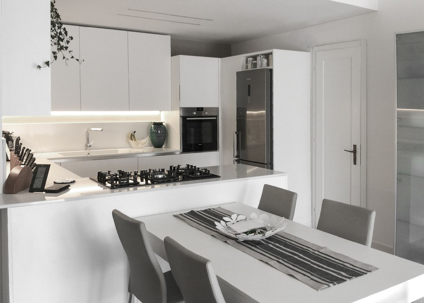 La cucina Start-Time.Go di Lisa | Veneta Cucine | Kitchen design nel ...