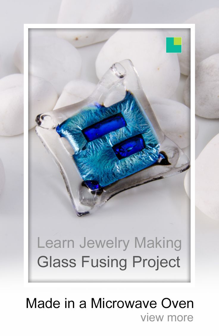 glass making in a microwave kiln english edition