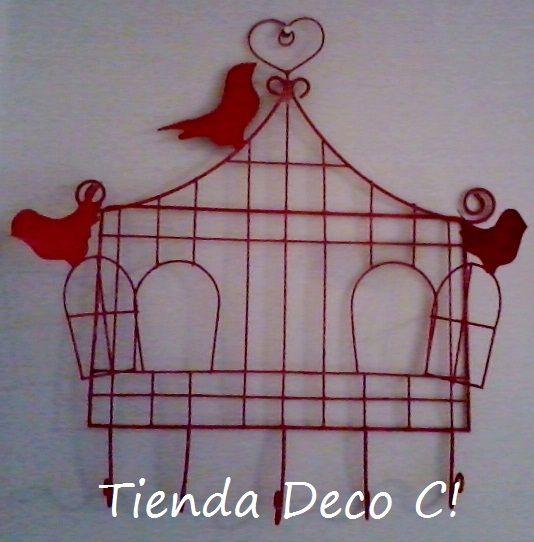 Tienda Deco C: Variedad de jaulas