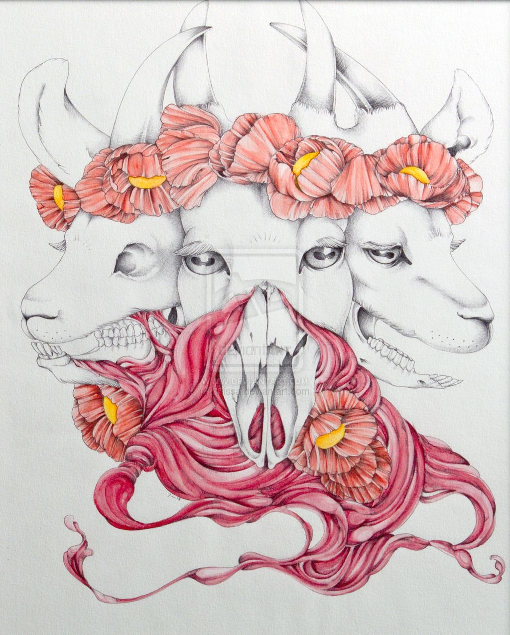 Trinity by Trissa.deviantart.com on @deviantART