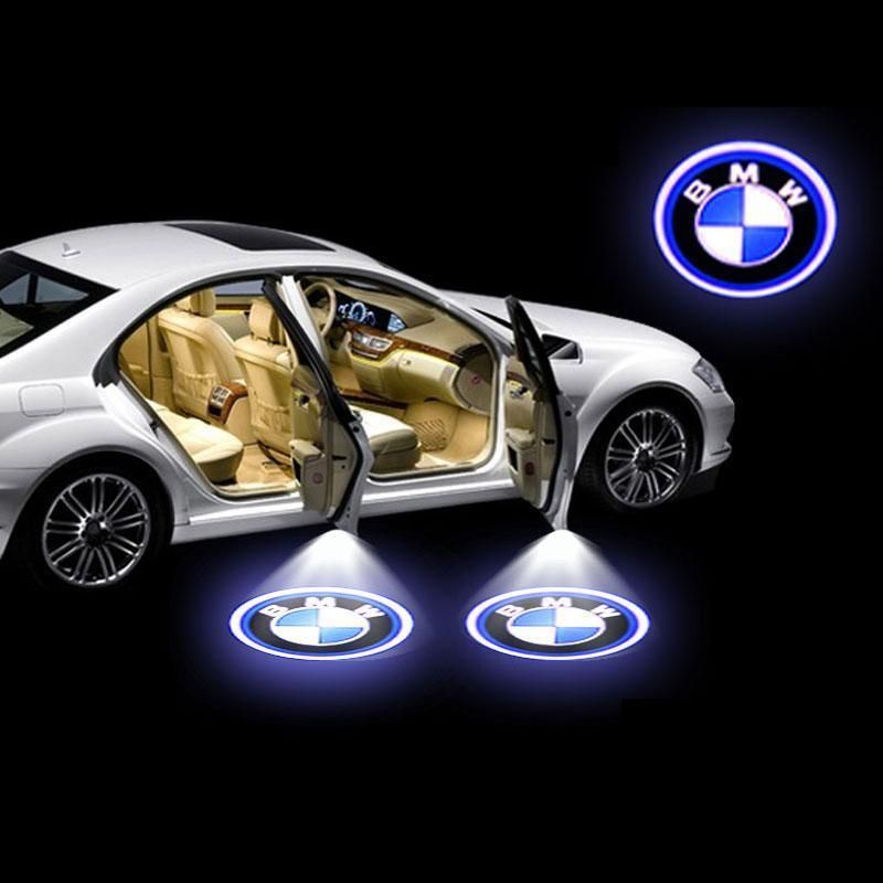 Car Door Paste Projector Light In 2020 Led Projector Lights Led Projector Car Led