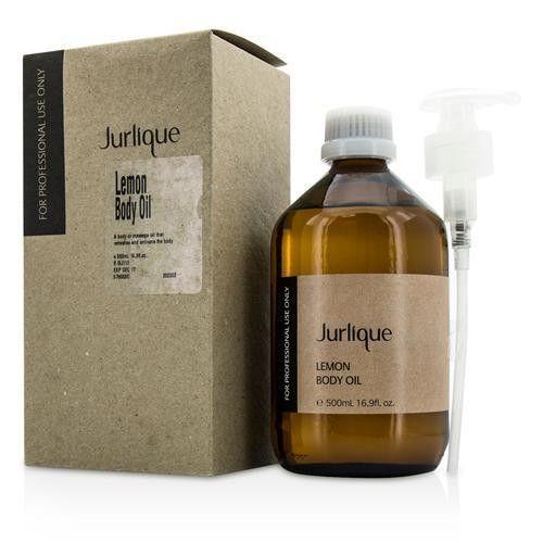 Lemon Body Oil (salon Size) --500ml-16.9oz