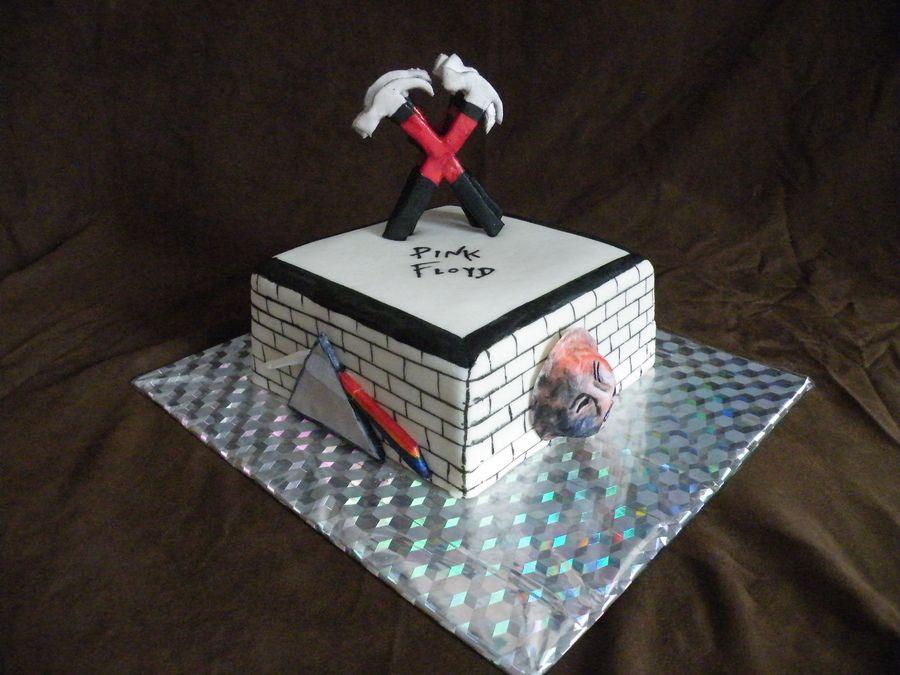 Pink Floyd Cake Images : Pink Floyd cake Cake Pinterest