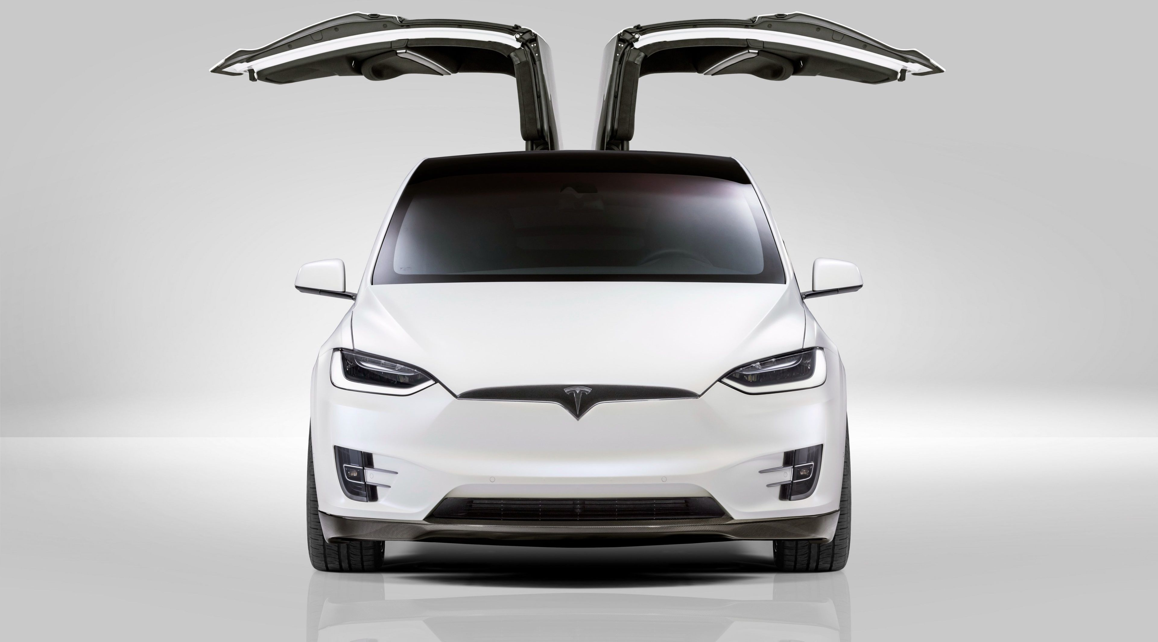 3840x2129 tesla model x 4k wallpaper desktop (с