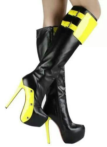 Look like fire fighter boots lol