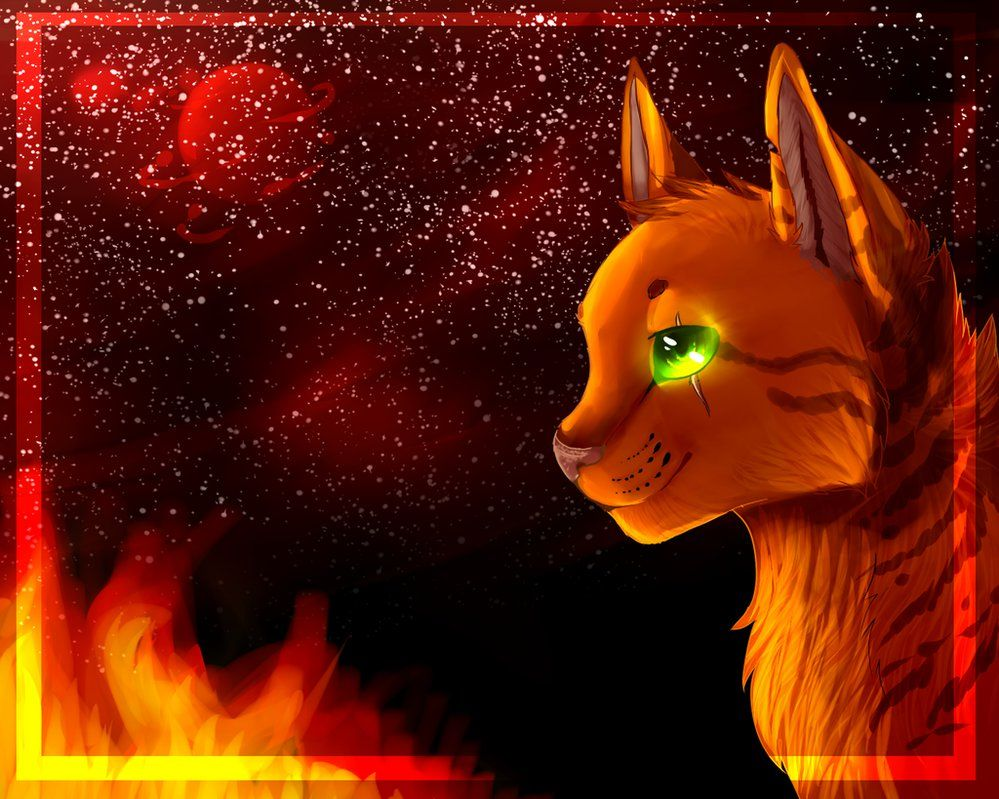 Warrior Cats Firestar Quotes Quotesgram With Images Warrior