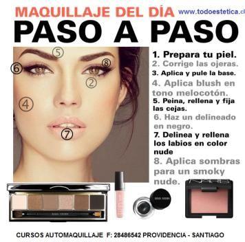 consejos maquillaje natural