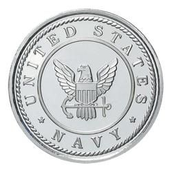 Us Navy Silver Round Silver Bars Silver Bullion Silver Rounds