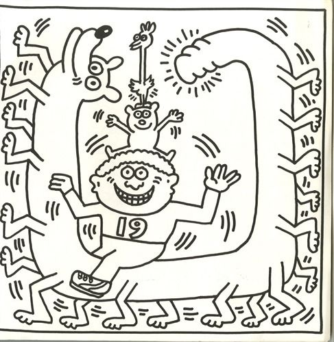 Keith Haring | Quirkiness | Pinterest | Keith haring, Artist and ...