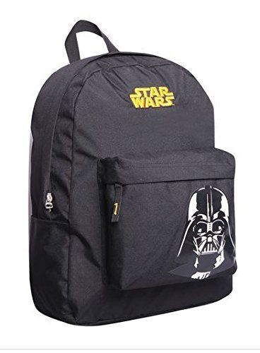 Black Darth Vader School Book Bag http://starwarsbackpack.com/star-wars-backpacks-for-adults-and-teens