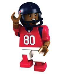 Andre Johnson Houston Texans Wide Receiver Oyo Sports Houston Texans Generation 2 Oyo Minifigures Field Sets Atlanta Falcons Helmet Texans Nfl Texans