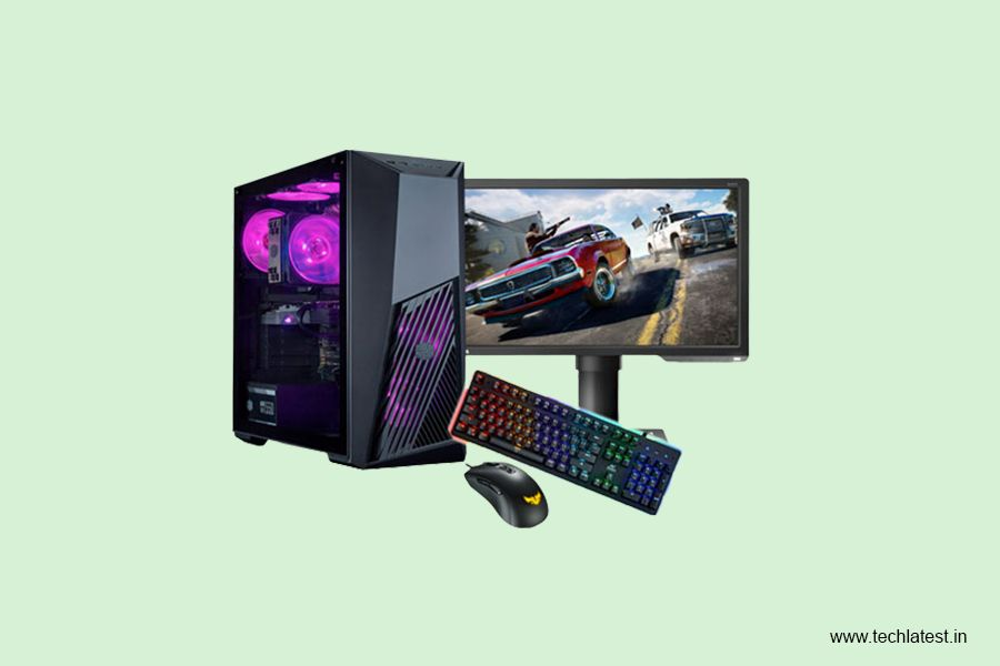Best Gaming Desktop Build Under 30000 Inr 400 Usd In 2020 Gaming Desktop Best Gaming Cpu Build A Pc