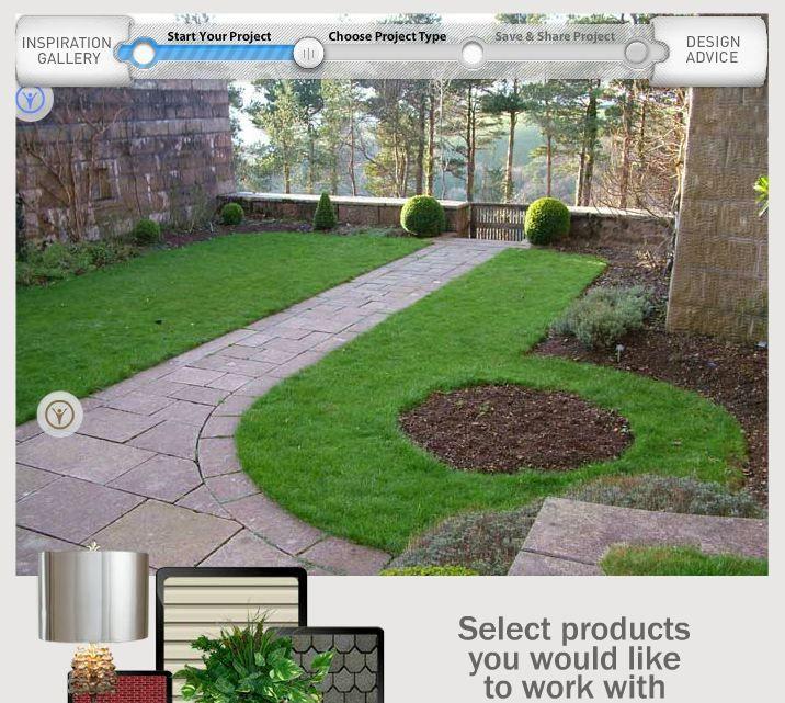 8 free garden and landscape design software the self for Garden design hacks
