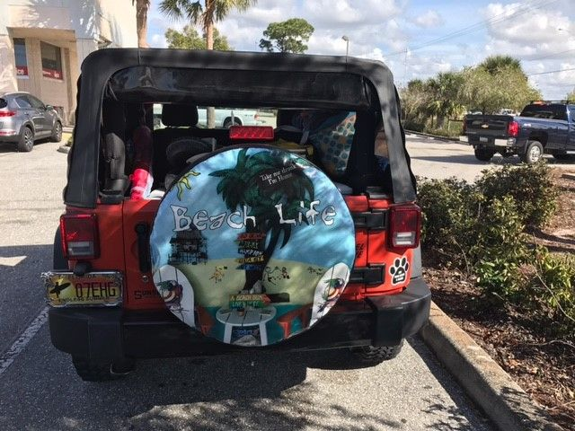 Custom Tire Cover Design Your Own Custom Spare Tire Covers