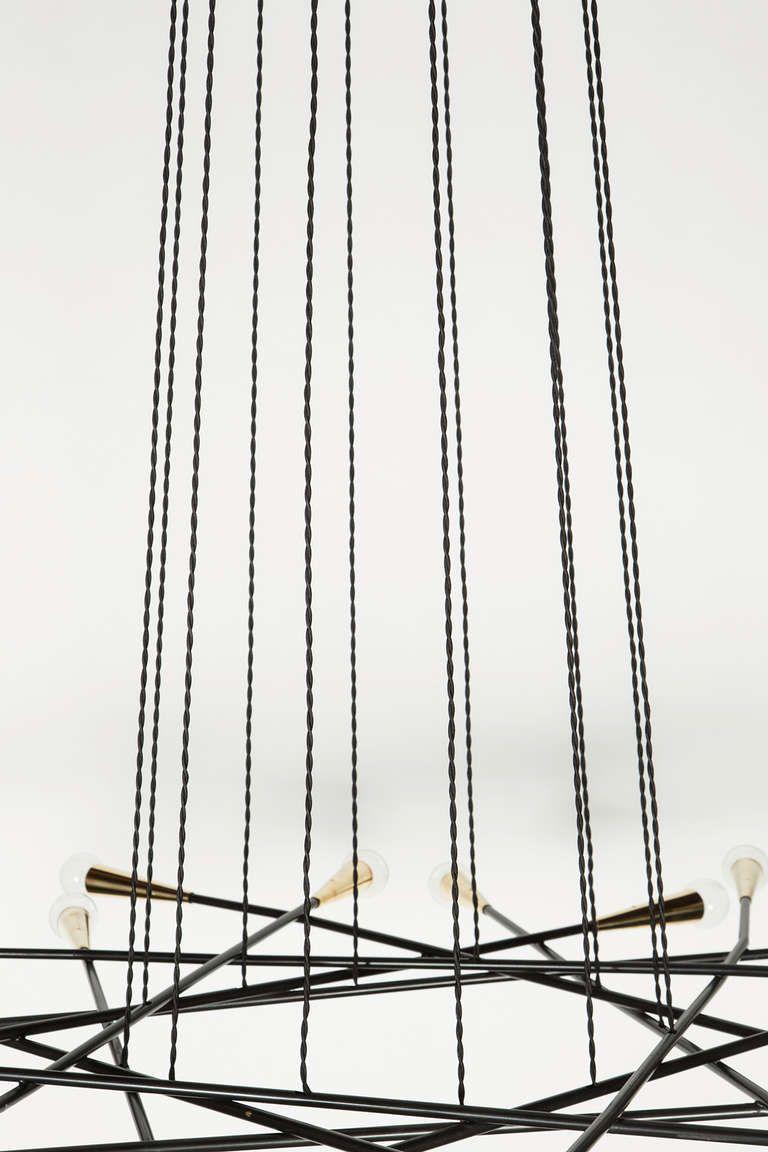 Rewire custom multi arm flat chandelier chandeliers junction rewire custom multi arm flat chandelier arubaitofo Images