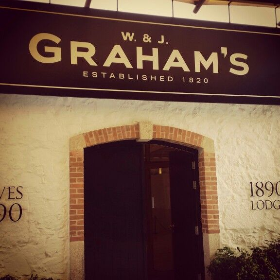 Graham 's Port #Porto #portugal #Port #Graham #WineTasting